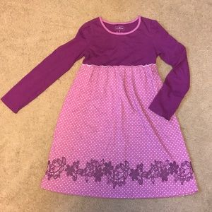 L.L. Bean girls dress. Size 8